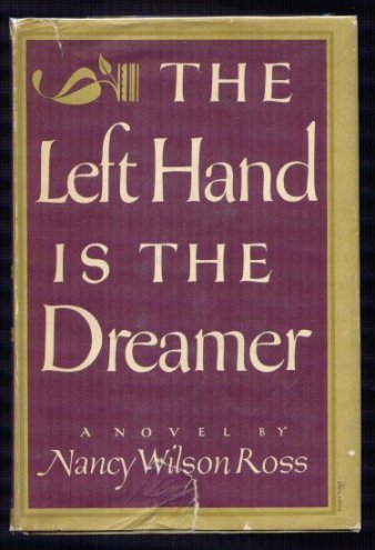 Image for The Left Hand is the Dreamer