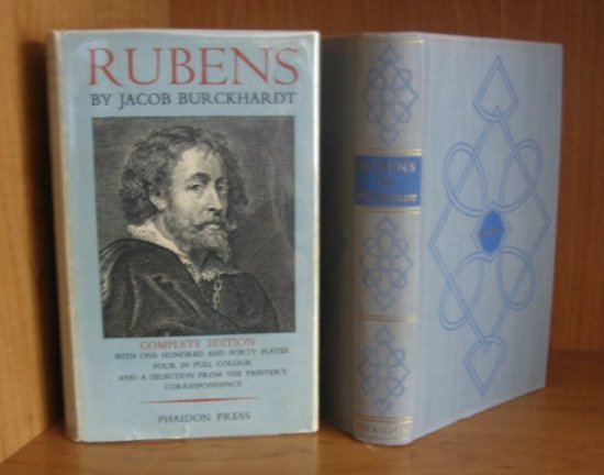 Image for RUBENS. Complete Edition with One Hundred and Forty  Plates, Four in Full Colour, and a Selection From the Painter's Correspondence.
