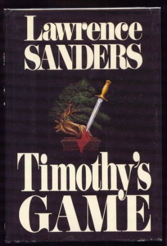 Image for Timothy's Game