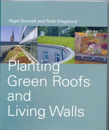 Image for Planting Green Roofs and Living Walls