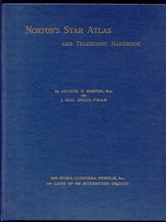 Image for A Star Atlas and Reference Handbook (Epoch 1950)