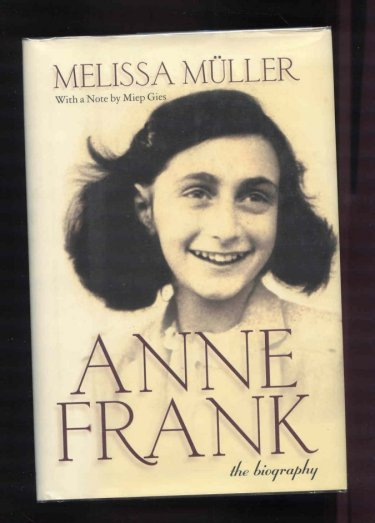 Image for Anne Frank: The Biography. With a Note By Miep Gies.