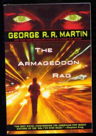 Image for The Armageddon Rag