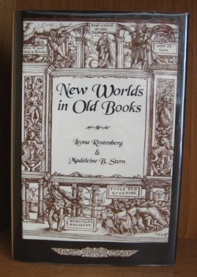 Image for New Worlds in Old Books