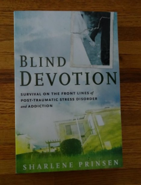 Image for Blind Devotion. Survival on the Front Lines of Post-Traumatic Stree Disorder and Addiction.