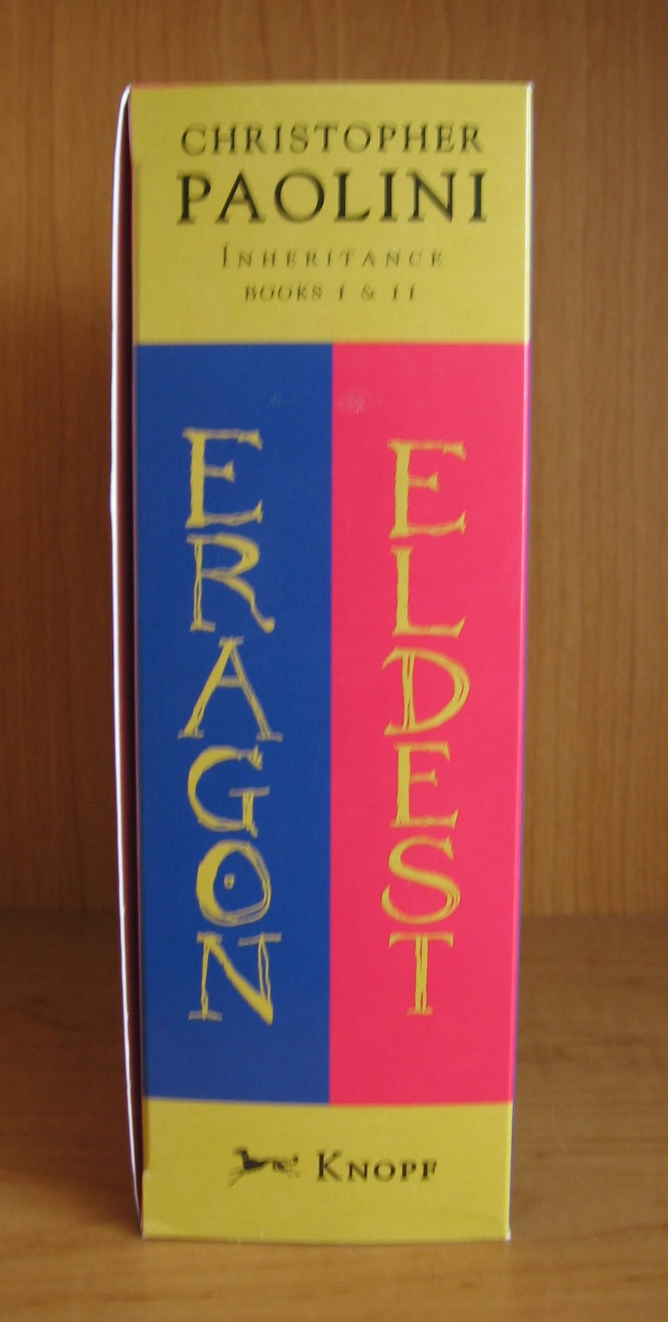 Image for Eragon and Eldest. Boxed Set.