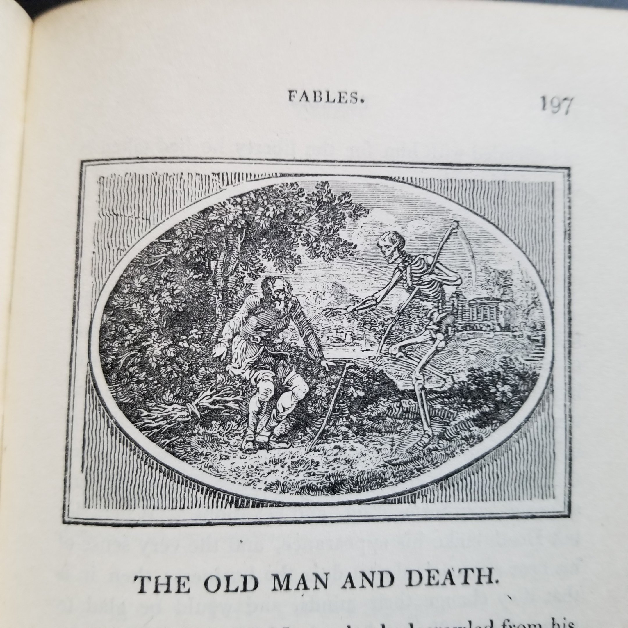Image for The Fables of Aesop and Others with Designs on Wood By Thomas Bewick.