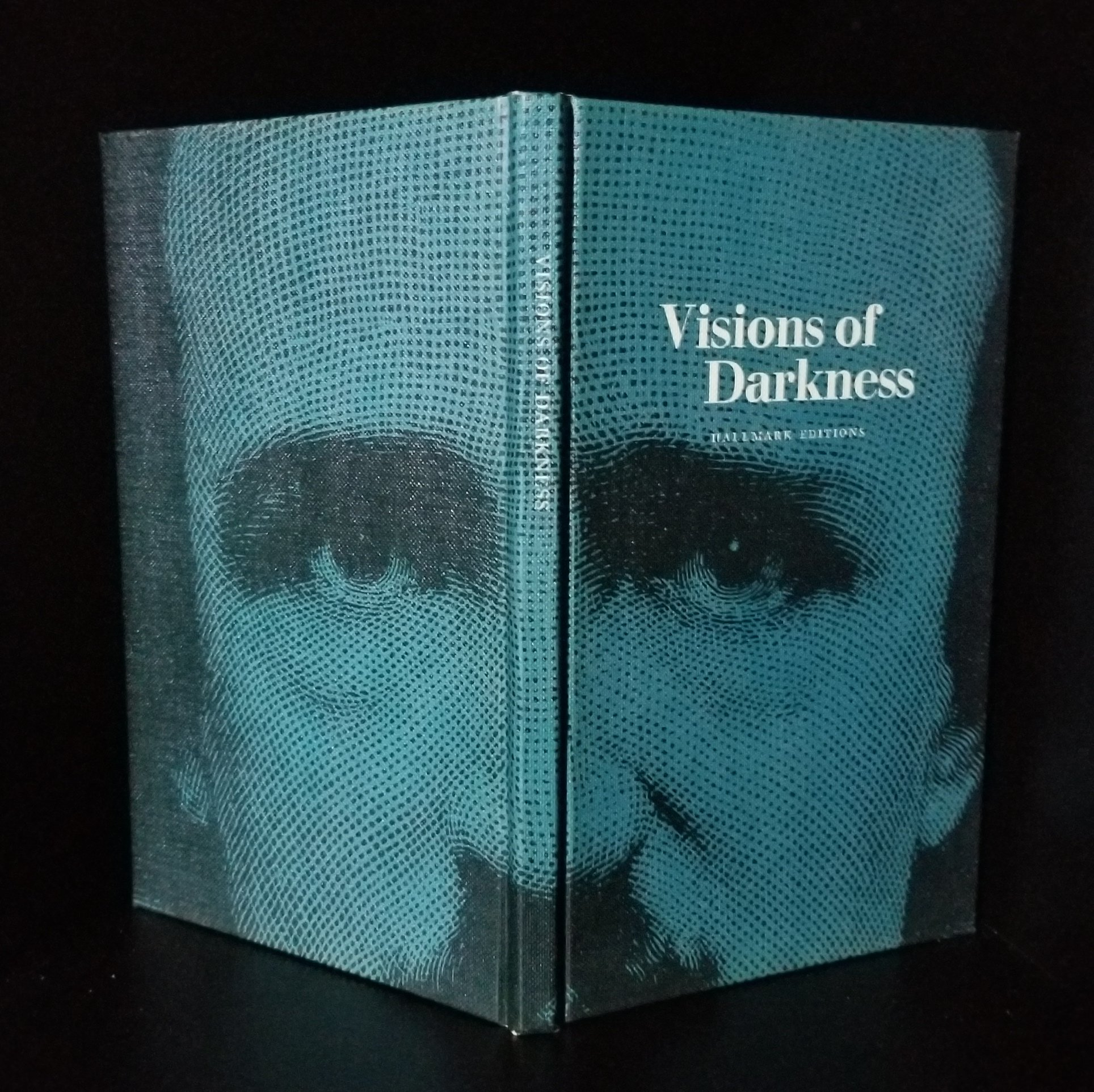 Image for Visions of Darkness. Masterpieces of Egar Allan Poe.. C. Merton Babcock, Ed.