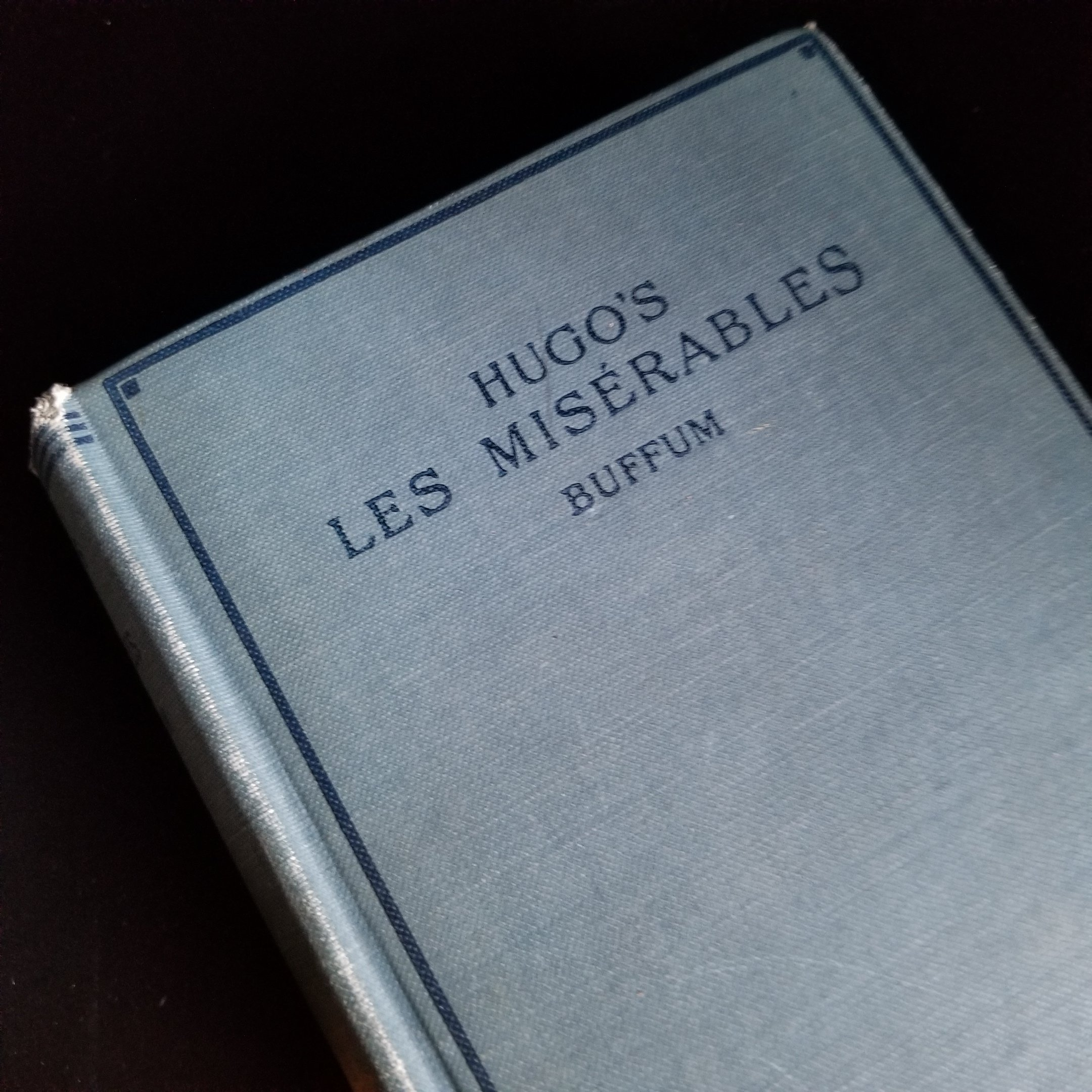 Image for Les Miserables. Edited with Introduction, Notes and Vocabulary By