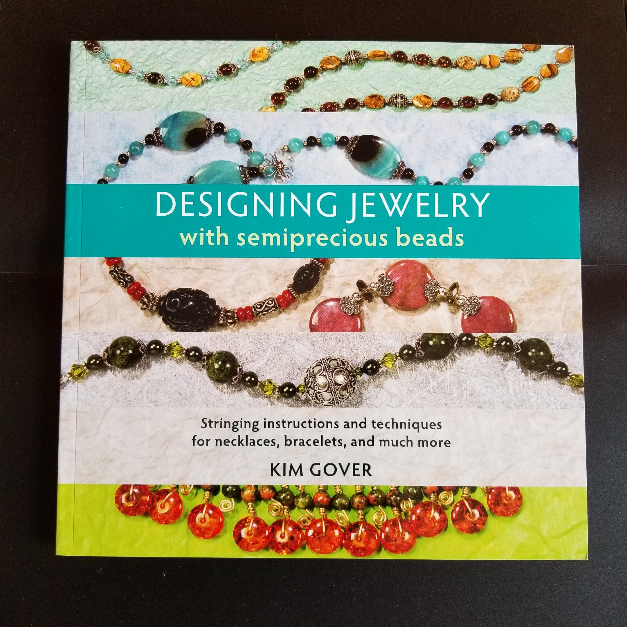 Image for Designing Jewelry with Semiprecious Beads.
