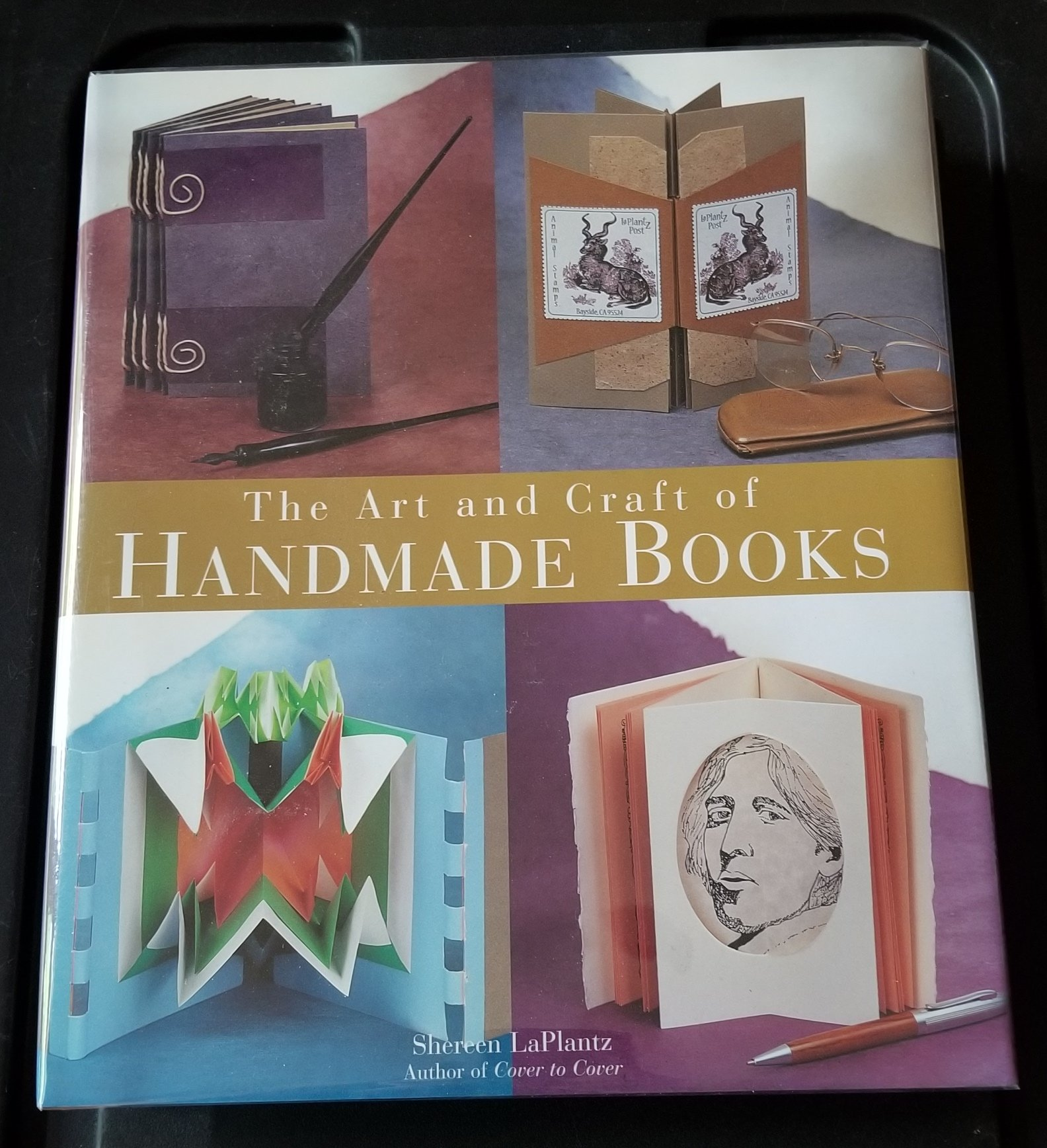 Image for The Art and Craft of Handmade Books