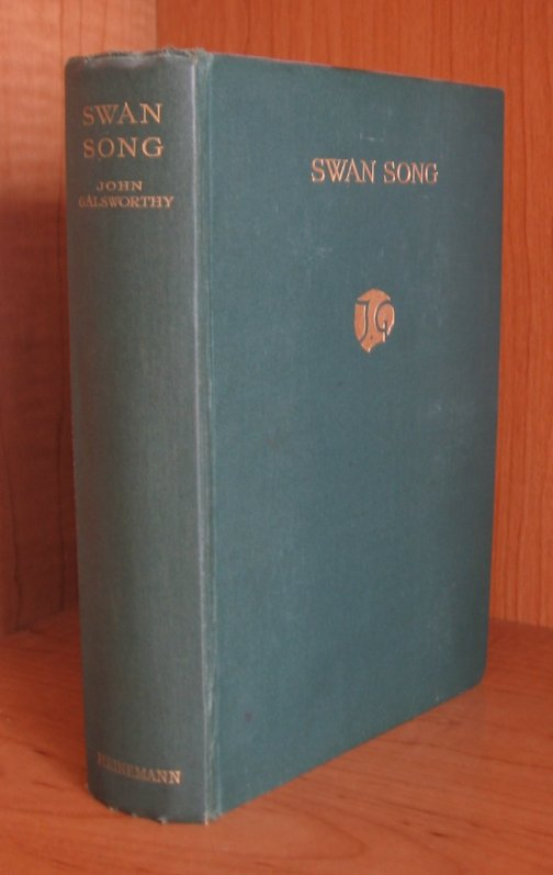 Image for Swan Song