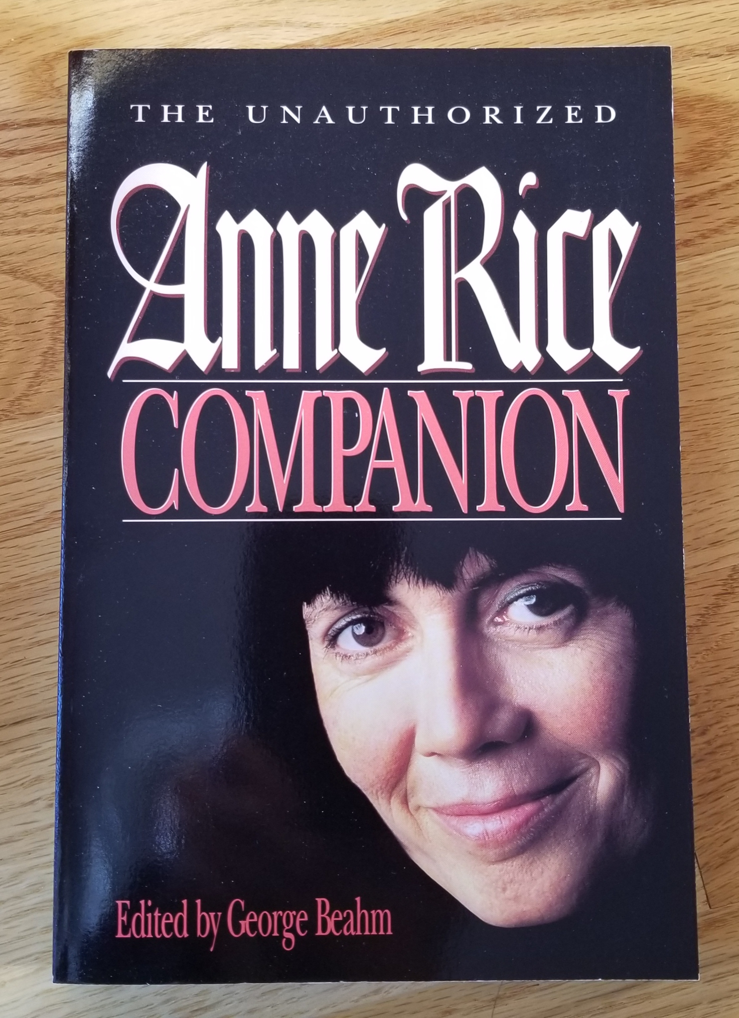 Image for The Unauthorized Anne Rice Companion