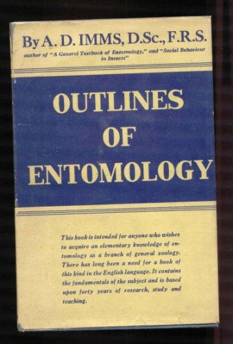Image for Outlines of Entymology